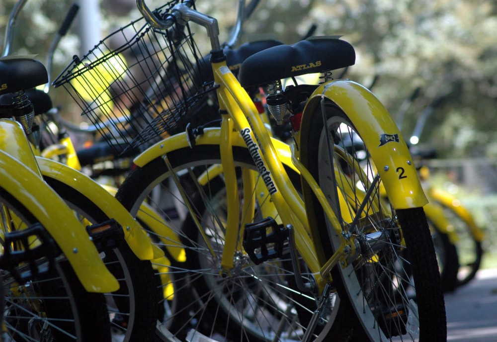 Members of the campus community may pick up a Pirate Bike outside of their residence hall, academic building, or anywhere ...