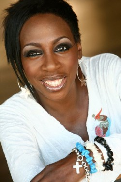 English comedienne Gina Yashere will perform in The Cove on Nov. 15th.