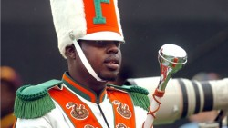 Robert Champion, a drum major at Florida A&M University, was the victim of a hazing related incident in Nov. 2011.