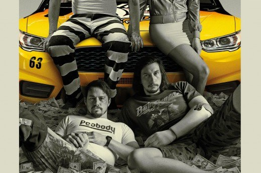"Cinematic Saturday: ""Logan Lucky"""