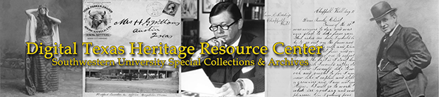 Digital Texas Heritage Resource Center