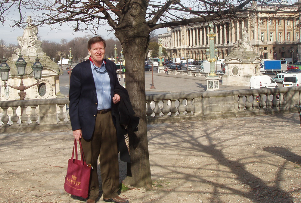 Prof. Haskell in Paris, March 2011